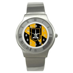 Flag Of Baltimore Stainless Steel Watch