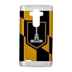 Flag Of Baltimore LG G4 Hardshell Case