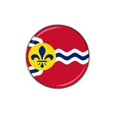 Flag Of St Hat Clip Ball Marker