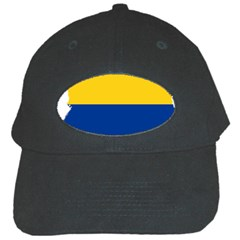 Flag Map Of Colombia Black Cap