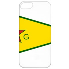 Flag Of The People s Protection Units Apple iPhone 5 Classic Hardshell Case
