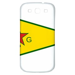 Flag Of The People s Protection Units Samsung Galaxy S3 S Iii Classic Hardshell Back Case