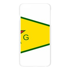 Flag Of The People s Protection Units Apple Seamless iPhone 6 Plus/6S Plus Case (Transparent)
