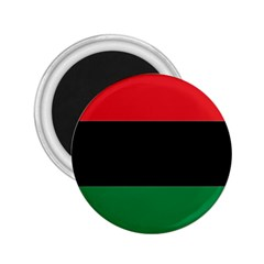 Pan African Flag  2 25  Magnets