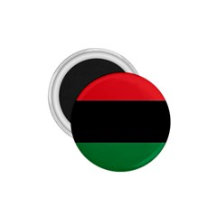 Pan African Flag  1.75  Magnets