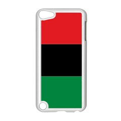 Pan African Flag  Apple iPod Touch 5 Case (White)
