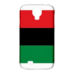 Pan African Flag  Samsung Galaxy S4 Classic Hardshell Case (PC+Silicone)