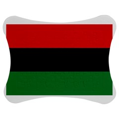 Pan African Flag  Jigsaw Puzzle Photo Stand (Bow)