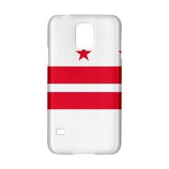 Flag Of Washington, Dc  Samsung Galaxy S5 Hardshell Case