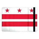 Flag Of Washington, Dc  Samsung Galaxy Tab Pro 10.1  Flip Case Front