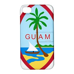 Seal Of Guam Apple iPhone 4/4S Hardshell Case with Stand