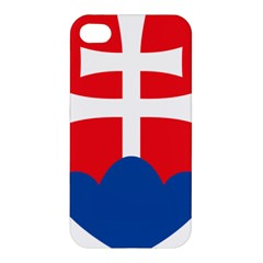 Slovak Air Force Roundel Apple iPhone 4/4S Premium Hardshell Case