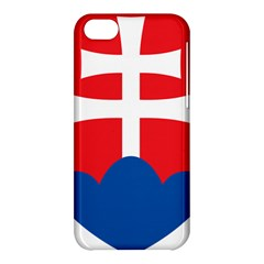 Slovak Air Force Roundel Apple iPhone 5C Hardshell Case