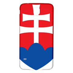 Slovak Air Force Roundel Samsung Galaxy S5 Back Case (white)