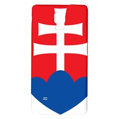 Slovak Air Force Roundel Galaxy Note 4 Back Case