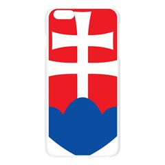 Slovak Air Force Roundel Apple Seamless iPhone 6 Plus/6S Plus Case (Transparent)