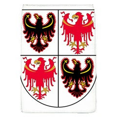 Coat of Arms of Trentino-Alto Adige Sudtirol Region of Italy Flap Covers (L)
