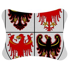 Coat of Arms of Trentino-Alto Adige Sudtirol Region of Italy Jigsaw Puzzle Photo Stand (Bow)