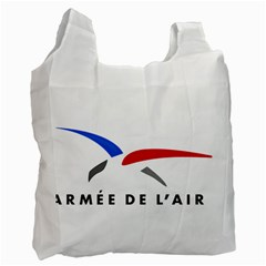 Logo of The French Air Force  Recycle Bag (Two Side)