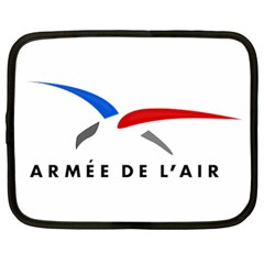Logo of The French Air Force  Netbook Case (XL)