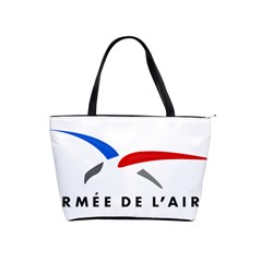Logo of The French Air Force  Shoulder Handbags