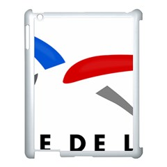 Logo of The French Air Force  Apple iPad 3/4 Case (White)