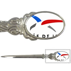 Logo Of The French Air Force (armee De L air) Letter Openers