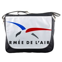 Logo Of The French Air Force (armee De L air) Messenger Bags