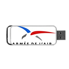 Logo Of The French Air Force (armee De L air) Portable USB Flash (Two Sides)