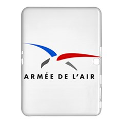 Logo Of The French Air Force (armee De L air) Samsung Galaxy Tab 4 (10.1 ) Hardshell Case