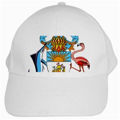 Coat of Arms of the Bahamas White Cap