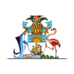 Coat of Arms of the Bahamas Plate Mats