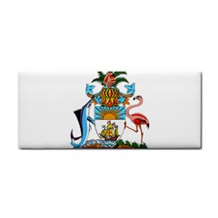 Coat of Arms of the Bahamas Hand Towel