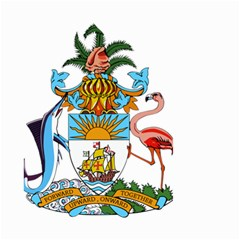 Coat of Arms of the Bahamas Small Garden Flag (Two Sides)
