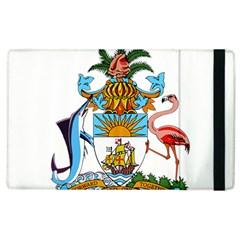 Coat of Arms of the Bahamas Apple iPad 3/4 Flip Case