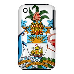 Coat of Arms of the Bahamas Apple iPhone 3G/3GS Hardshell Case (PC+Silicone)