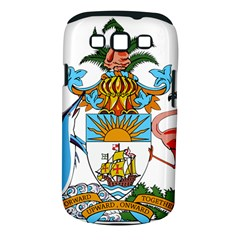 Coat of Arms of the Bahamas Samsung Galaxy S III Classic Hardshell Case (PC+Silicone)