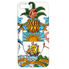 Coat of Arms of the Bahamas Apple iPhone 5 Hardshell Case with Stand