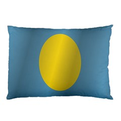 Flag of Palau Pillow Case