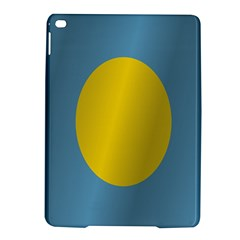Flag of Palau iPad Air 2 Hardshell Cases