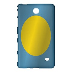 Flag of Palau Samsung Galaxy Tab 4 (8 ) Hardshell Case