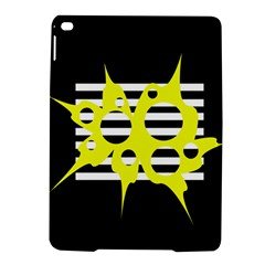 Yellow abstraction iPad Air 2 Hardshell Cases