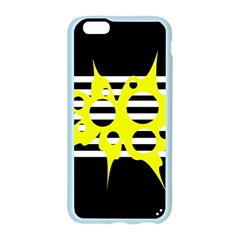 Yellow abstraction Apple Seamless iPhone 6/6S Case (Color)