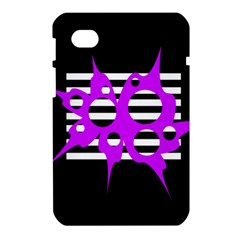 Purple abstraction Samsung Galaxy Tab 7  P1000 Hardshell Case
