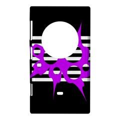 Purple abstraction Nokia Lumia 1020