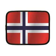 Flag Of Norway Netbook Case (Small)