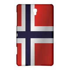 Flag Of Norway Samsung Galaxy Tab S (8.4 ) Hardshell Case