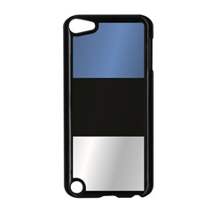 Flag Of Estonia Apple iPod Touch 5 Case (Black)