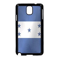 Flag Of Honduras Samsung Galaxy Note 3 Neo Hardshell Case (Black)