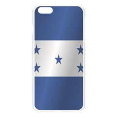 Flag Of Honduras Apple Seamless iPhone 6 Plus/6S Plus Case (Transparent)